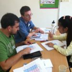 Erster Schultag - Die Phonetik wird erklärt
