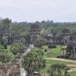 von innen, Angkor Wat