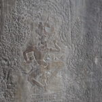 Innenwand Angkor Wat