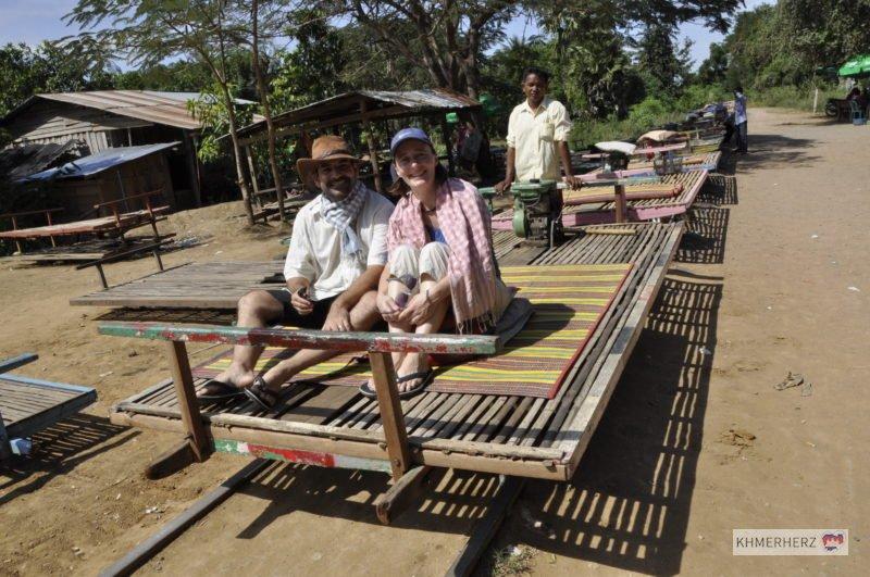 Bambusbahn, Battambang