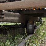Unterbau Bambusbahn