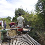 Abbau Bambusbahn