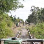 Gleis belegt
