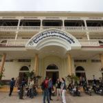 Älteste evangelikale Kirchgemeinde in Phnom Penh