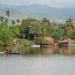 Kampot-Fluss
