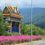 Bokor-Berg, Provinz Kampot