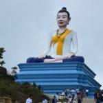 LOK YEAY MAO - Schutzgöttin der Küste, auf Bokor-Berg