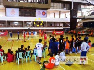 សីដក់ Sei Dak - Turnier in Phnom Penh