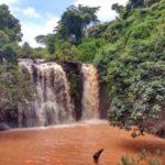 Kachang-Wasserfall in Rattanakiri