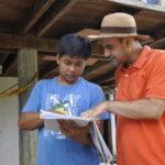 Lim erklärt Franz technische Details