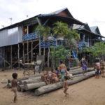 Kinder von Kampong Phluk