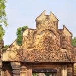 Banteay Srey Tempel