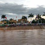 Königspalast vom Fluss aus