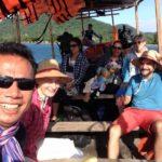 Überfahrt auf Koh Tonsai