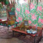 Altar für den Verstorbenen