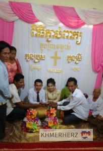 christliche Verlobungsfeier