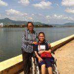 Anny mit ihrer Mutter