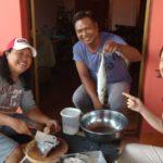unsere Filipino-Freunde zeigen uns wie es geht!
