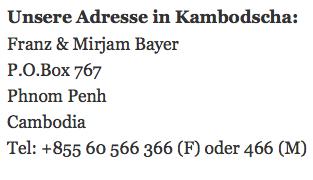 adresse kamb